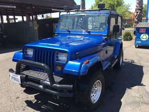 1994 Jeep Wrangler / Willys-Jeep trailer for Sale in Fairfield, CA