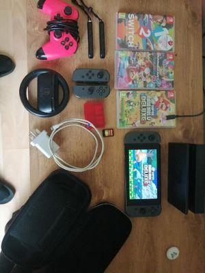 Nintendo switch v1 128GB for Sale in Atlanta, GA