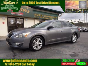 2014 Nissan Altima for Sale in New Port Richey, FL