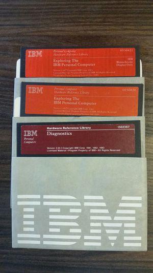 IBM os floppy disks for Sale in Phoenix, AZ