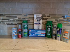 Men's Personal Care Bundle - $15 for Everything!! for Sale in Lacey, WA