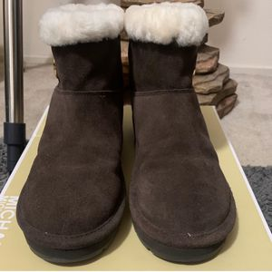 Michael kors winter booties for Sale in San Antonio, TX