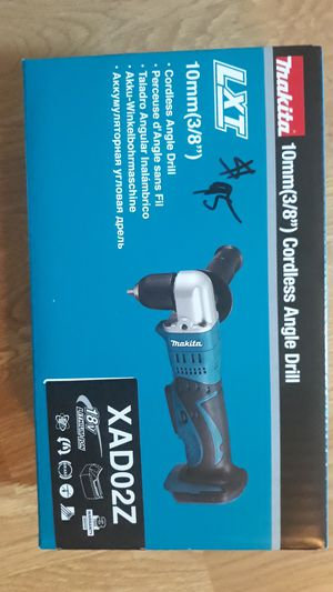 Makita LTX 3/8 angle drill for Sale in Modesto, CA