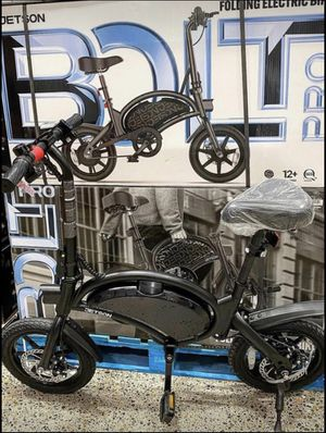 Jetson Bolt Pro Electric Bike for Sale in Anaheim, CA