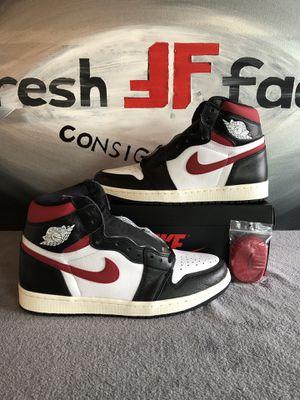 Air Jordan retro 1 gym red sz 9 for Sale in Lawrenceville, GA