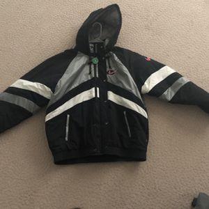 Supreme x Nike Sports Jacket Silver for Sale in Manassas, VA