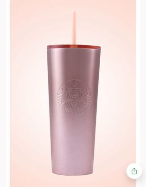 $25 limited edition stainless steel Starbucks cup for Sale in Rancho Cucamonga, CA
