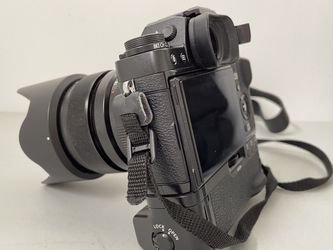 Fujifilm Camera With Lense And Backpack for Sale in Los Angeles,  CA