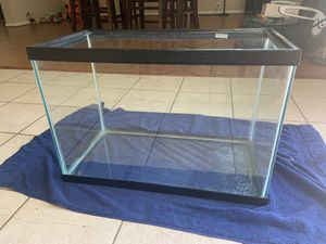 20 gallon high fish tank ONLY!! for Sale in Tomball, TX