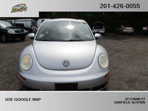 2006 Volkswagen New Beetle for Sale in Garfield, NJ