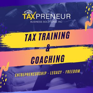 TAX TRAINING & COACHING PROGRAM for Sale in Riverview, FL