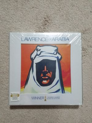 Lawrence of Arabia 50th Anniversary Blu-Ray for Sale in Chantilly, VA