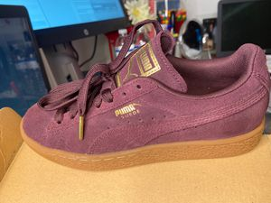 Puma Suede Classic Gold Women's 7 for Sale in Orlando, FL