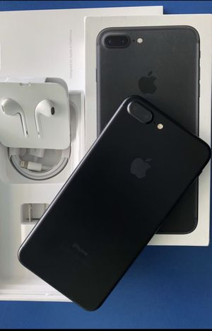 NEW Condition iPhone 7 Plus Factory Unlocked 128GB 32GB 256GB limo siemens window for Sale in Hallandale Beach, FL