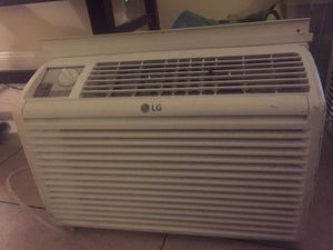 LG air conditioner $50 5000BTU ! Good conditions for Sale in Baldwin Park, CA