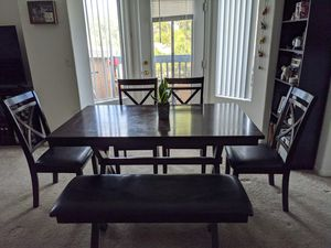 6 Piece Dining Set for Sale in Las Vegas, NV