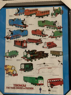Thomas The Train pictures for Sale in Vancouver, WA