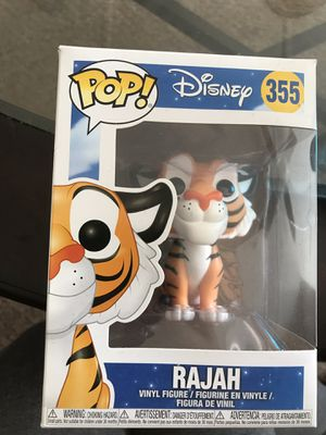 FunkoPop Disney Rajah for Sale in Manchester, CT