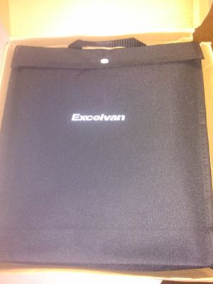 Projector screen with carrying case. for Sale in Knoxville, TN