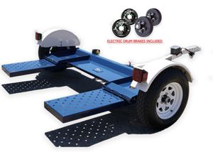 Car tow dolly with electric brakes for Sale in Norwalk, CA