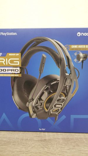 Gaming Headphones for ps4 for Sale in Salt Lake City, UT