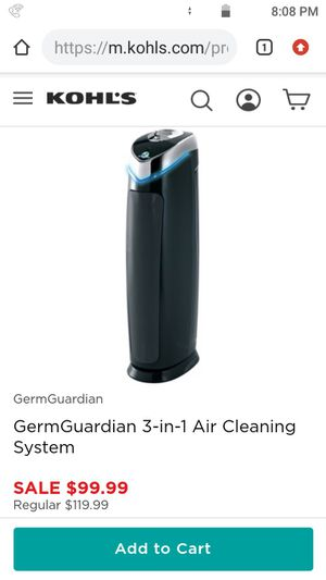 air purifier for Sale in Anaheim, CA