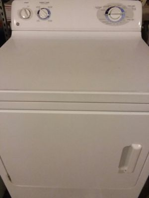 GE electric dryer work's very good good conditions trabaja muy bien for Sale in Stockton, CA