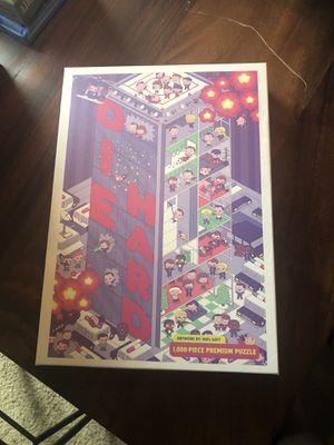 Die Hard Mondo Puzzle for Sale in Austin, TX