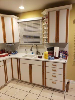 Kitchen cabinets for Sale in La Mirada, CA