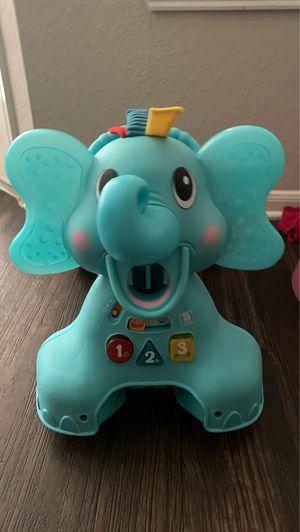 Toddler walker & ride for Sale in San Antonio, TX
