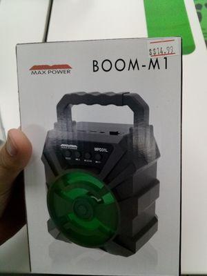 Boom-M1 speaker for Sale in Abilene, TX