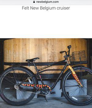 Felt New Belgium Cruiser Bike for Sale in Chicago, IL