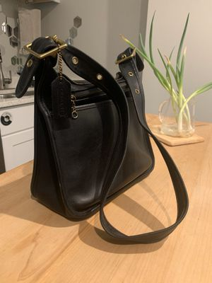 Coach Purse (Black) for Sale in Columbus, OH