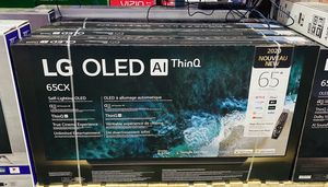 TV LG OLED 65CX for Sale in Brooklyn, NY