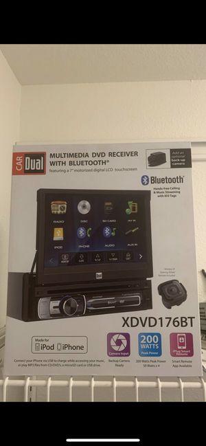 Radio multimedia dvd for Sale in Perris, CA