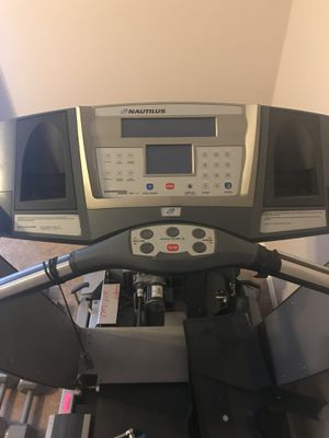 Nautilus commercial grade treadmill. for Sale in undefined