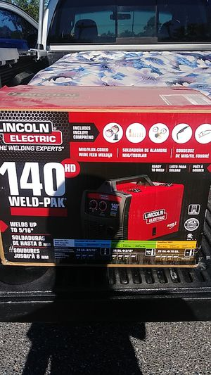 Brand new Lincoln Electric 140 weld-pak for Sale in Camden, NJ