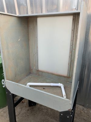 screen wash boot really good conditions $500 obo for Sale in Huntington Park, CA