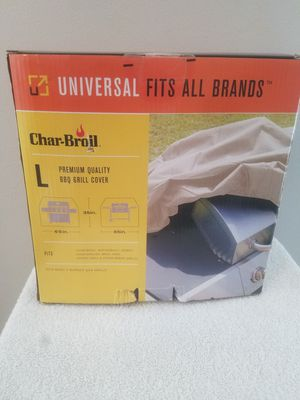 Char Broil Quality BBQ Grill Cover for Sale in San Fernando, CA