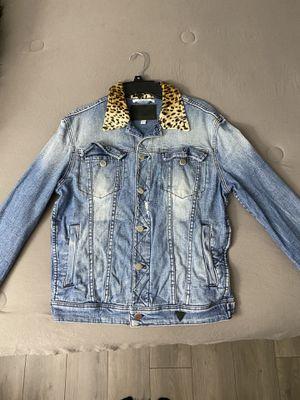 Guess Men's Jean Jacket for Sale in Pompano Beach, FL
