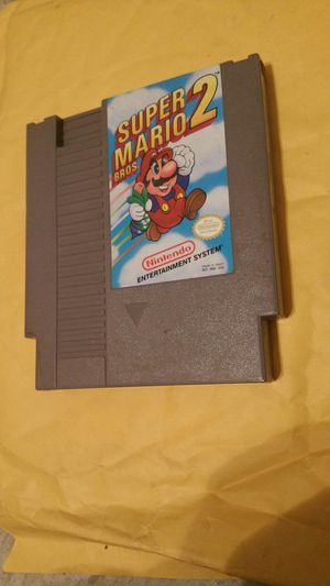 Nintendo super mario bros 2 good condition for Sale in San Diego, CA