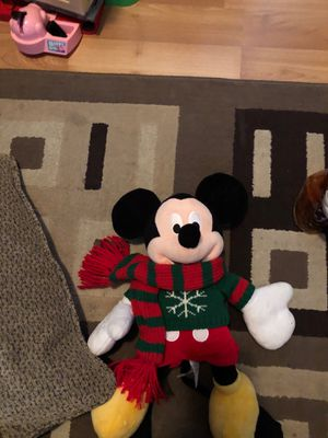 Mickey Mouse winter for Sale in Leesburg, VA
