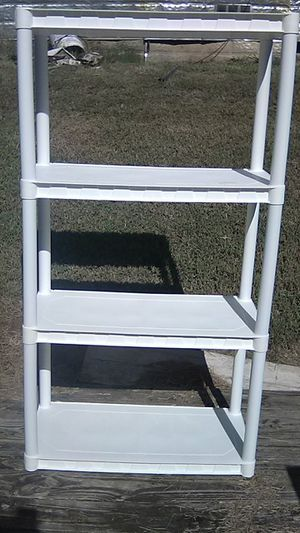 Heavy duty white Shelf for Sale in Easley, SC