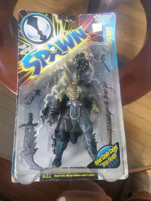 Todd McFarland Spawn action figure for Sale in Greenville, SC