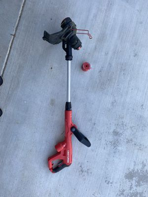 Craftsman corded weed eater for Sale in Clovis, CA