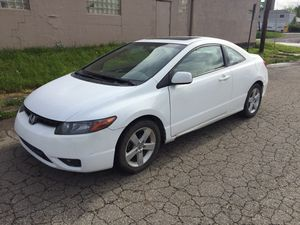 2007 Honda Civic coupe for Sale in Columbus, OH