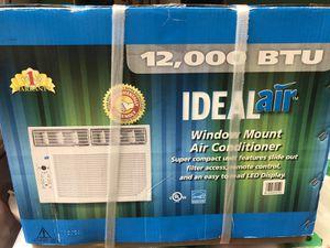 12000 btu window air conditioner / window a/c for Sale in Hayward, CA