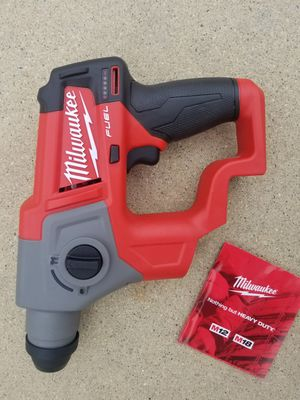 """M12 Milwaukee Fuel Brushless 5/8"""" SDS plus Rotary Hammer Brand NEW !!! Tool only for Sale in Bakersfield, CA"""