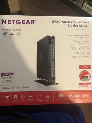 Wireless Gigabit Router for Sale in Cranberry Township, PA