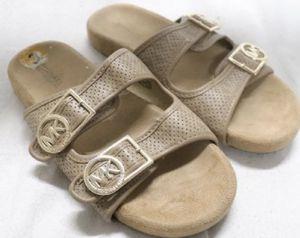 Michael Kors Birkenstock Style Sandals 3 for Sale in Jacksonville, FL